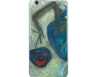 The Poisoned Heart iPhone Case