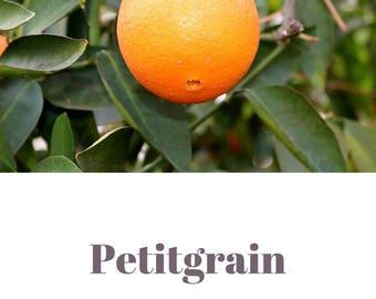 Petitgrain essential oil QRDS