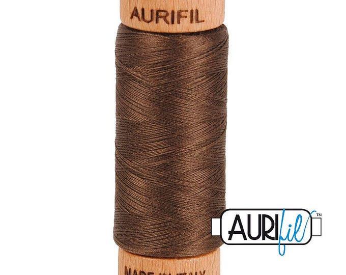 Aurifil 80wt -  Bark 1140