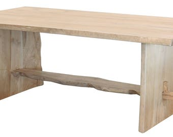 Spring Sale ! Live Edge Dining Table from Terra Nova Designs