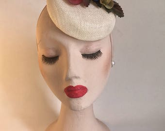 headdresses Beret Flores