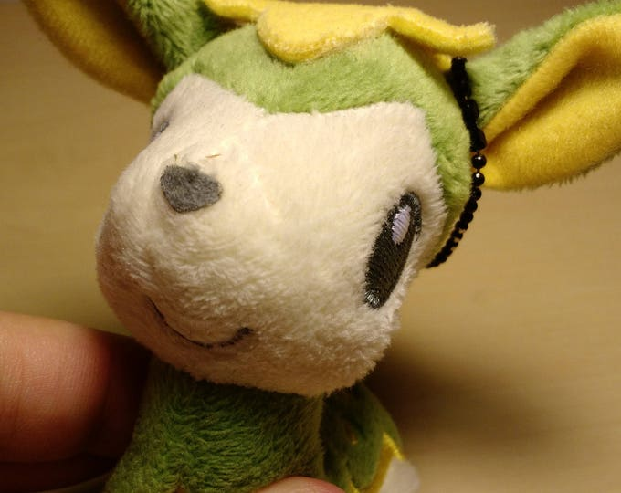 4 inch Plush Summer Deerling Pokemon PokeDoll Keychain