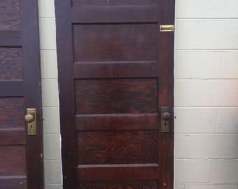30 x 76 Mid-Century Door