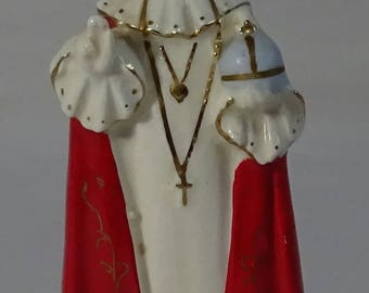 Religious Statue - ART Made in Japan - Ceramic - Catholic - Prince of Peace