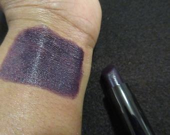 Dark Purple lipstick