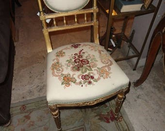 antique vanity chair etsy 87968