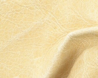 "Caramel Macchiato Leather New Zealand Deer Hide 4"" x 6"" Project Piece 2 ounces TA-56432 (Sec. 3,Shelf 5,A,Box 2)"