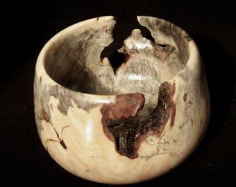 Buckeye Wood Bowl