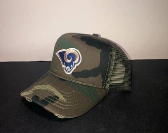 Rams trucker hats