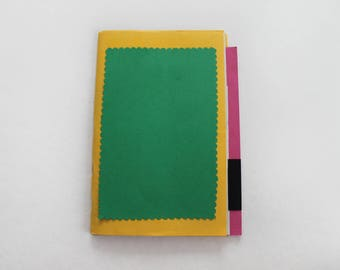 Scrap Book Sketchbook