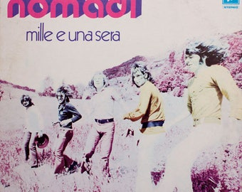 Nomadi----Mille E Una Sera--(Made in italy)