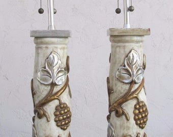 Marbro Lamps Pair