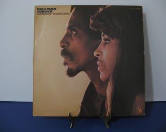 Ike & Tina Turner - Workin' Together - Circa 1970