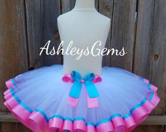 Cotton Candy Tutu, Candyland Tutu, Unicorn Tutu, Carousel Tutu, Pinkie Pie Tutu, Care Bears Tutu, Abby Cadabby Tutu, Cinderella Tutu