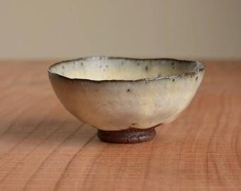 Guinomi-Sake Cup. Local native clay from The Dingle Peninsula Ireland. #177