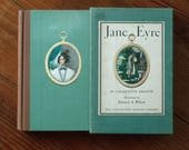 JANE EYRE by Charlotte Bronte. 1944 Illustrated Modern Library edition.