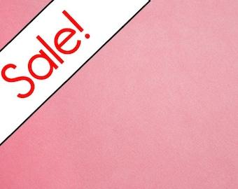 SALE Paris Pink Minky Fabric, Shannon Fabrics, per Yard