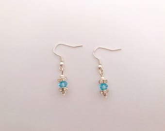 Swarovski Crystal Birthstone Earrings - FREE shipping