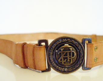 Polish belt scout