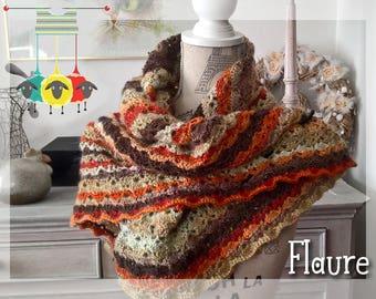 A shawl / shoulder heater