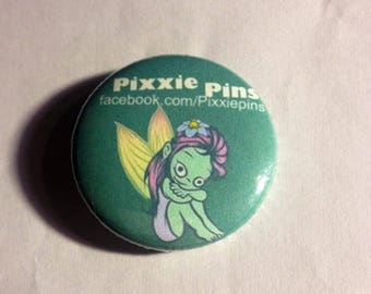 100 Custom Pinback Buttons