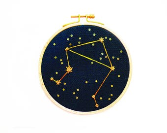 "Embroidery ""Libra"""
