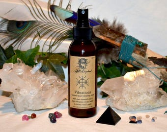 Vibrations ~ Sacred Space Clearing Spray