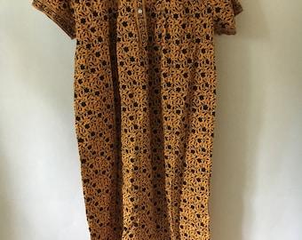 Vintage Caftan Dress