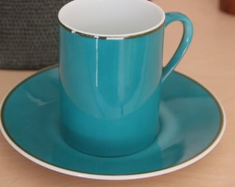 1960's Schmid Kreglinger 'Kelco'  Demitasse coffee/ tea cup and Saucer