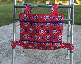 MLB Walker Tote Bag - Your Choice of Team