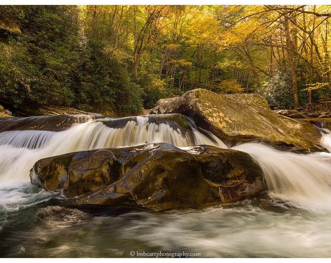 Autumn at Big Creek