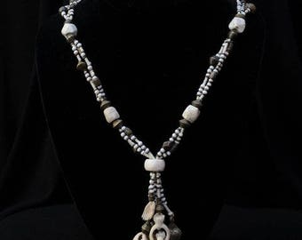 Necklace ~The Color White