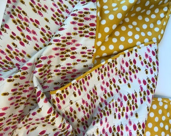 Newborn Baby Nursery Quilt Blanket