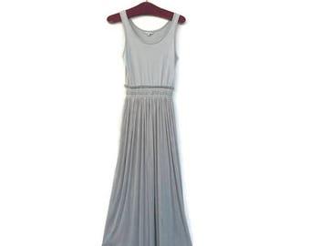 SALE Vintage dress / Womens dress / Boho dress / Festival dress / Summer dress /  Mint green sleeveless dress / Novelty dress / PRINCESS DRE