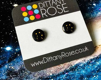 Constellation jewellery, Libra earrings, Libra gift, Zodiac stud earrings, October birthday gift, September present, Star sign jewellery,