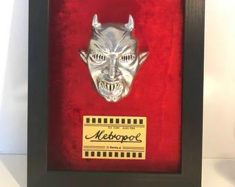 Demons mask 1985
