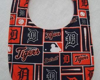 Detroit Tigers Baby Bib