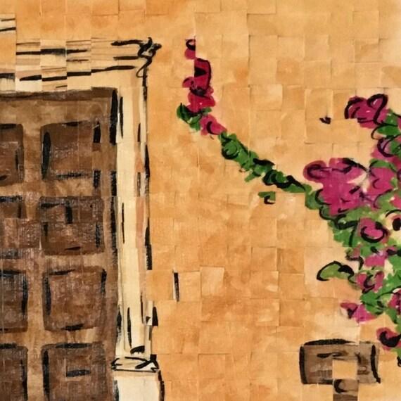 Mexican Doors #5