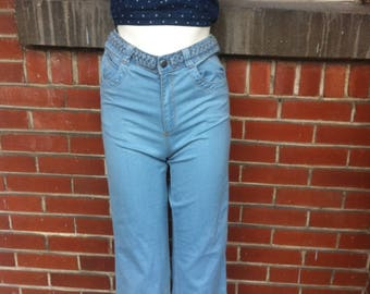 high waisted stretch pant size 8 medium