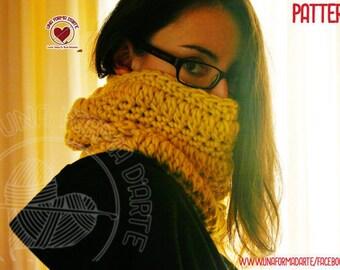 Crochet Pattern ScaldaCollo Stella