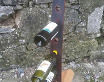 Whisky Barrel Wine stand