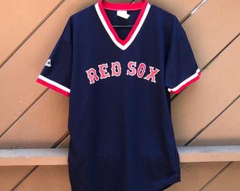 Vintage Redsox Jersey Number 25