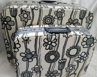 Vintage Samsonite Fashionaire Luggage