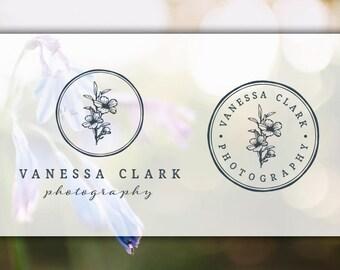 Nature Logo   Branding Kit   Stamp Logo   Botanical Logo   Floral Wreath Logo   Alternate Logo   Photography Logo & Watermark   Shop Icon