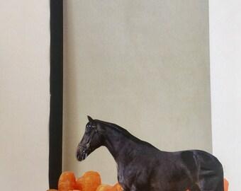 Vitamin C: Horse