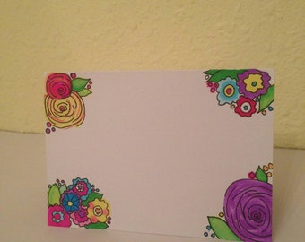 Flower Any Ocassion Card