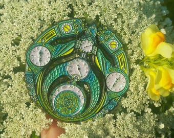 Glitter Timestretch Clockdrops v2