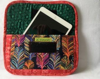 Mini iPad case,  Kindle Sleeve, Kindle case, eReader sleeve, Mini iPad sleeve, Tablet case, Tablet sleeve, eReader case