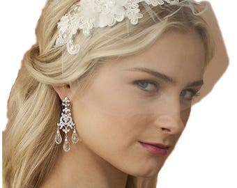 Bridal Headband Wedding Veil