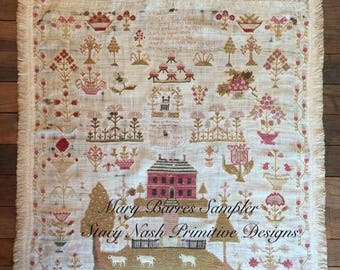 """STACY NASH PRIMITIVES """"Mary Barres"""" 